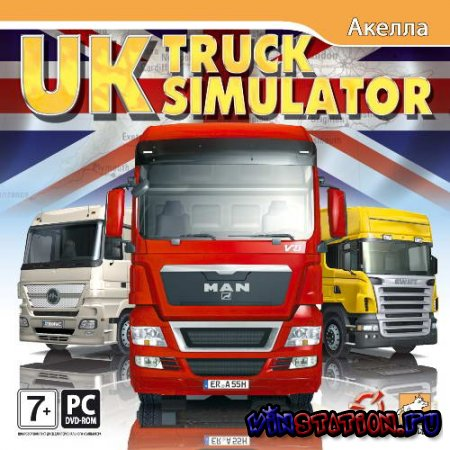 ������� UK Truck Simulator (PC/RUS) ���������
