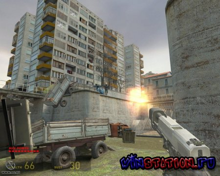 Half-Life 2: The Orange Box [upd.14.07.10] (2007/RUS/RePack by R.G.ReCoding)