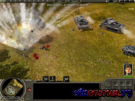 Антология Codename Panzers (2004-2009/RUS/ENG/RePack by R.G.ReCoding)