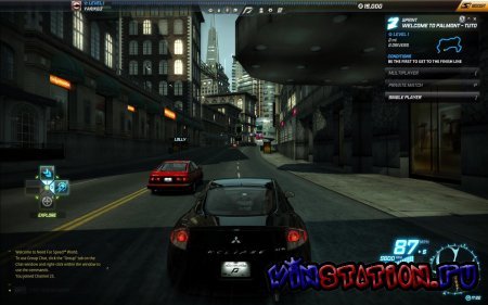 Need For Speed: World (2010/ENG/GER/RePack)