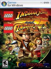 LEGO Indiana Jones. Дилогия (PC/RUS)