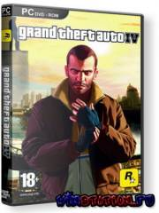 Grand Theft Auto IV [v.1.0.6.1] (2008/RUS/RePack by R.G.ReCoding)