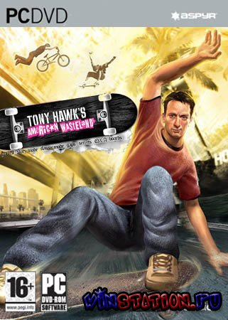 Скачать Tony Hawk's American Wasteland (PC/RUS/RePack) бесплатно