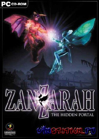Скачать Zanzarah. The Hidden Portal (PC/RUS/RePack) бесплатно