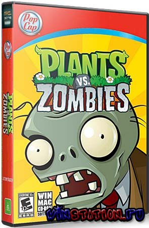 Скачать Plants vs. Zombies. Game of the Year Edition (PC) бесплатно