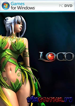 Скачать Land of Chaos online (LOCO) (PC) бесплатно