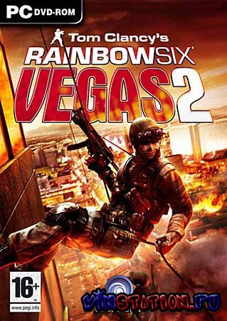 ������� Tom Clancy's Rainbow Six Vegas 2 + Tunngle (PC/En) ���������