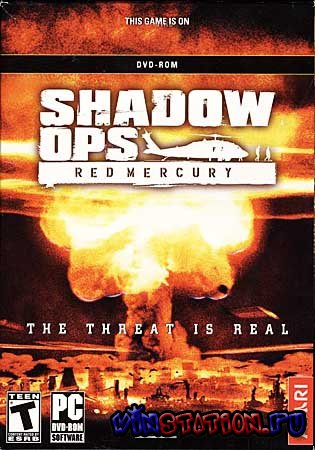 Скачать Shadow Ops: Red Mercury (Rus/RePack) бесплатно