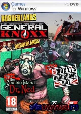 Скачать Borderlands Special Edition (PC/2010/EN) бесплатно