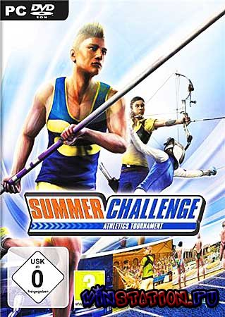 Скачать Summer Challenge: Athletics Tournament (PC/2010/Multi5/Full) бесплатно