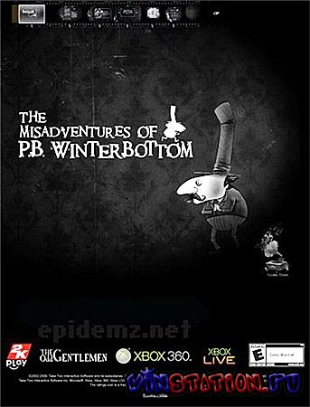 Скачать The Misadventures of P.B.Winterbottom (PC/L/2010/+RUS) бесплатно