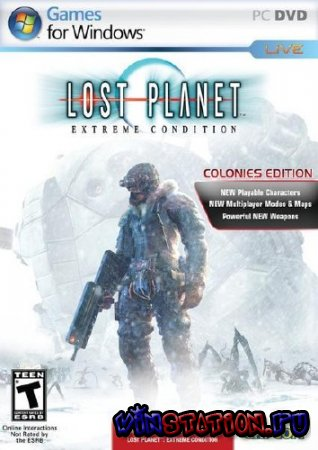 Lost Planet: Extreme Condition Colonies Edition (2008/Rus/Multi9/RePack)