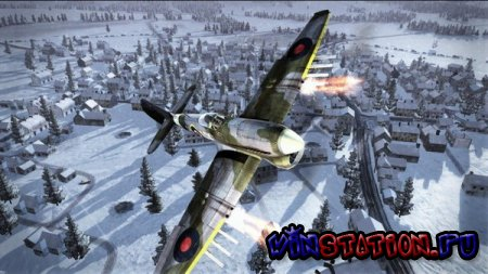 Heroes over Europe [v.1.02] (2009/ENG/RePack by Simiran)