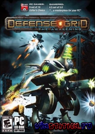 Defense Grid: Gold+Update 2010 (PC)