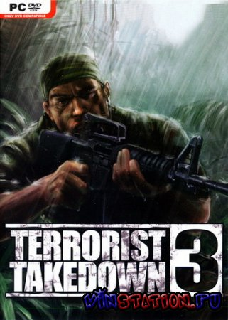 Terrorist Takedown 3 (2010/RUS/RePack by R.G.Москви4и)