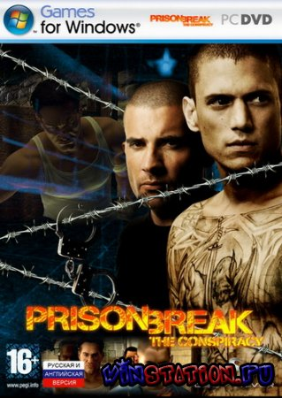 Prison Break: The Conspiracy (2010/RUS/ENG/RePack by Martin)