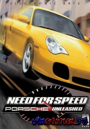 Need For Speed: Porsche Unleashed (PC/RUS)