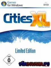 Cities XL Limited Edition (2010/ENG/Milti3)