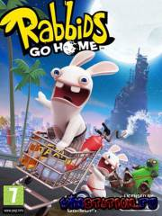 Rabbids Go Home / ������� �������. GO HOME (PC/2010/RUS)