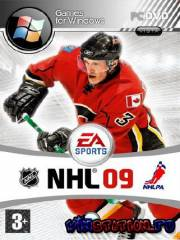 NHL 09 (PC/RUS/RePack)