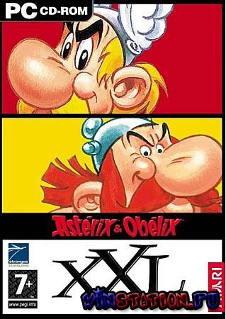 Скачать Asterix and Obelix xxl (PC/RUS) бесплатно