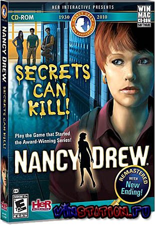 Скачать Nancy Drew Secrets Can Kill Remastered (PC/2010/En) бесплатно