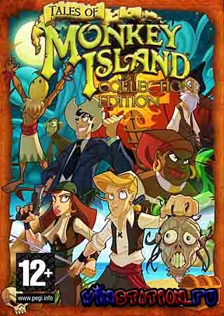 ������� Tales of Monkey Island Collector's Edition (PC/2010/FULL/EN) ���������