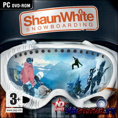 Shaun White Snowboarding (2009/RUS/ENG/RePack by R.G. ReCoding)