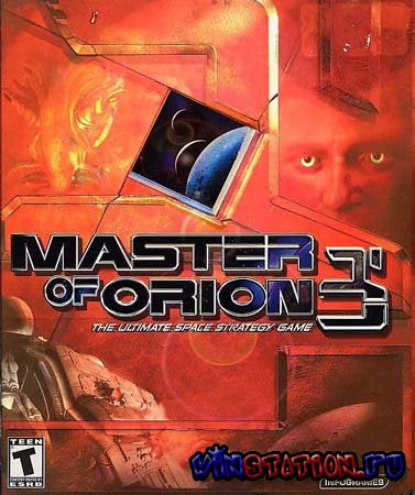 Скачать Master of Orion 3 / Master of Orion 3: Престол Галактики (PC/RUS) бесплатно