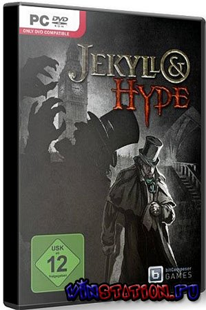 Скачать Jekyll and Hyde (PC/RePack) бесплатно