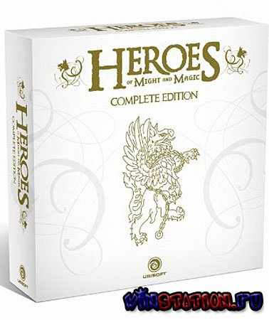 Скачать Heroes of Might and Magic - Полная антология (PC/RUS) бесплатно