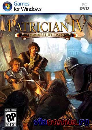 ������� Patrician IV Conquest by Trade (PC/2010/EN) ���������