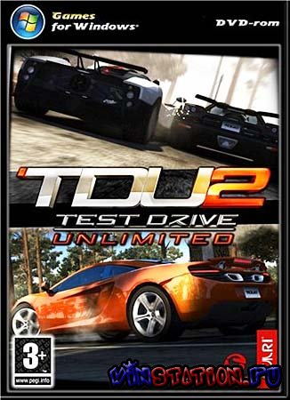 Скачать Test Drive Unlimited 2 (PC/2010/Beta) бесплатно