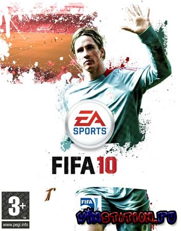 Скачать FIFA 10 (PC/Full Game/Ru Audio) бесплатно