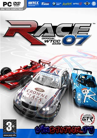 ������� RACE 07: Official WTCC Game (��������� ������� ������) ���������