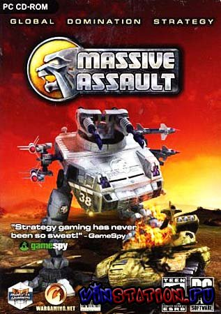 Скачать Massive Assault. Phantom Renaissance. v 2.0.127 (PC/Repack/RU Audio) бесплатно