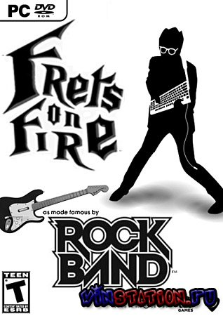 Скачать Frets on Fire: Rock Band Edition (PC/2010/En) бесплатно