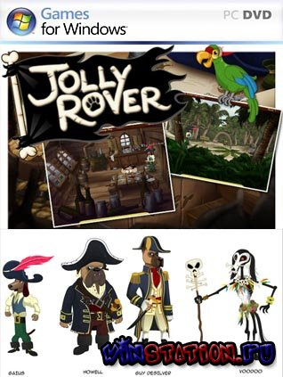 Скачать Jolly Rover (PC/2010/RU) бесплатно