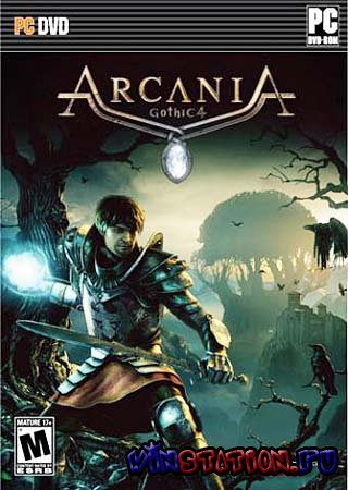 Скачать Arcania: Gothic 4 (PC/2010/Multi5/Demo) бесплатно