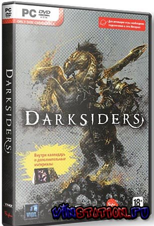 Скачать Darksiders: Wrath of War (PC/2010/Lossless RePack/RU) бесплатно