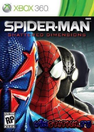 ������� ���� Spider-Man: Shattered Dimensions (XBOX360)