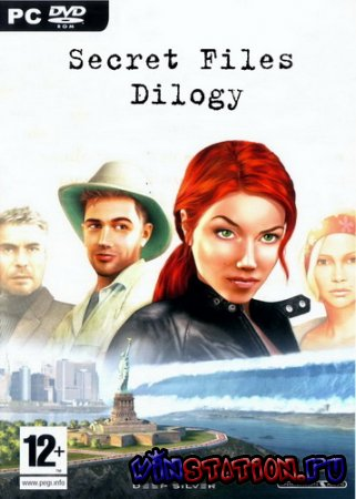 Дилогия Secret Files (PC/RUS/RePack)