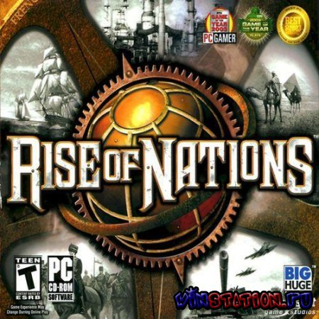 Rise of Nations. ��������� (PC/RUS/RePack)