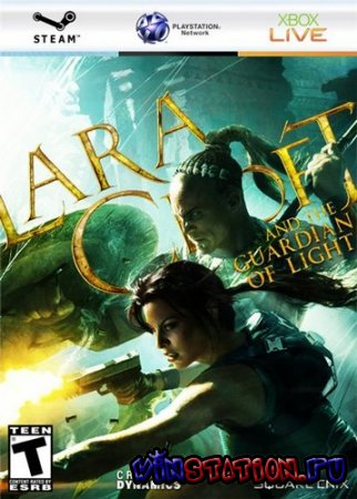 Lara Croft and the Guardian of Light (2010/ENG/RePack/PC)