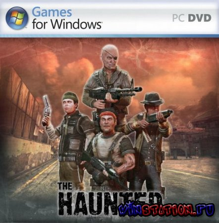 Unreal Tournament 3 mod The Haunted 3.0 Final (PC)