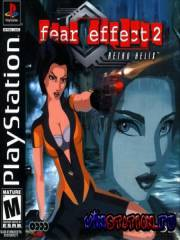 Fear Effect 2 (PS1/RUS)