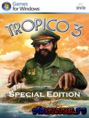 Tropico 3. Special Edition (PC/2010/RePack Ultra/RU Audio)