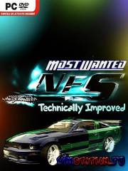 Need For Speed Most Wanted - Technically Improved (PC/2010/Repack/RUS)