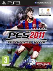 Pro Evolution Soccer 2011 (RUS/PS3)