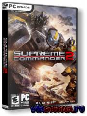 Supreme Commander 2 (2010/Rus/RePack/PC)